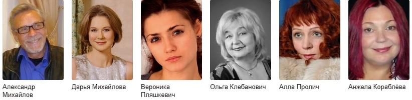 Родная кровиночка фильм 2013 актеры