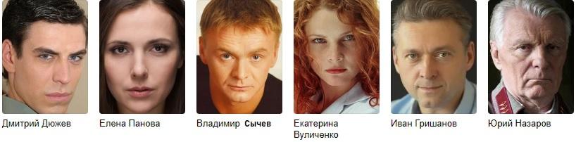 Свой - чужой фильм 2008 актеры
