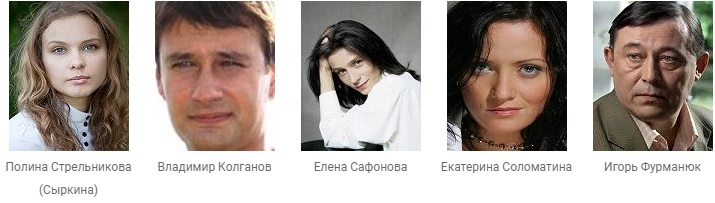 Шанс мини сериал русский актеры