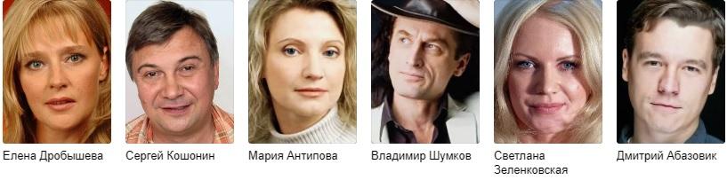 Испытание верностью сериал 2012 актеры