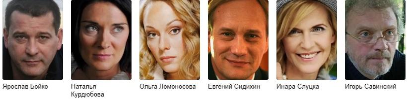 Отдаленные последствия фильм 2008 актеры