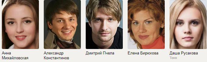 Деревенщина сериал все серии актеры