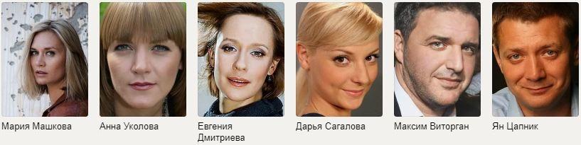 Идеальный брак сериал 2012 актеры
