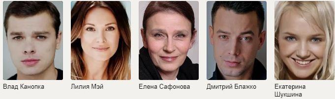 Мезальянс сериал 2015 смотреть актеры