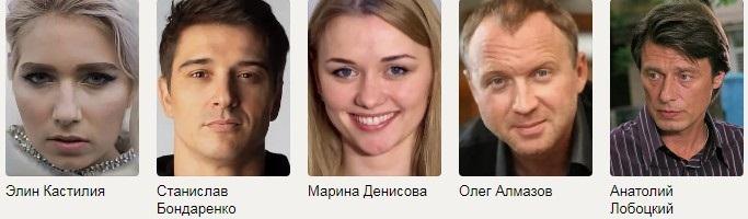 Иллюзия счастья сериал 2013 актеры
