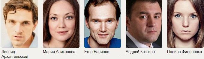 Другой берег фильм 2014 актеры