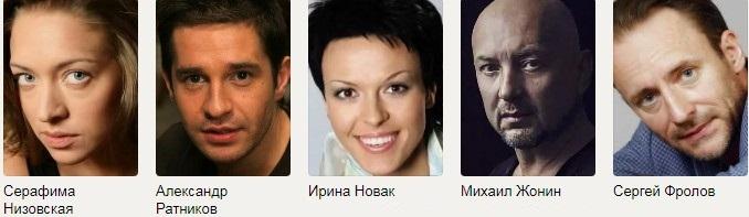 Замкнутый круг сериал 2018 актеры